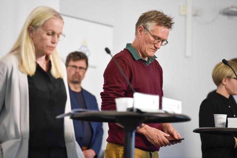 Pontus Lundahl/Pontus Lundahl/TT via AP