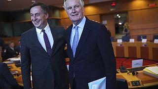 Barniers Kritik vor entscheidenden Post-Brexit-Verhandlungen