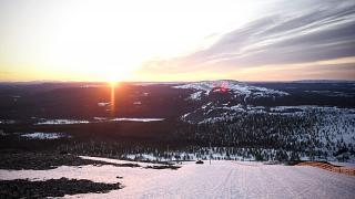 La Laponie inondée par la fonte des neiges due aux chaleurs exceptionnelles
