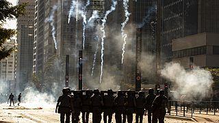 Au Brésil, les pro et anti-Bolsonaro s'affrontent