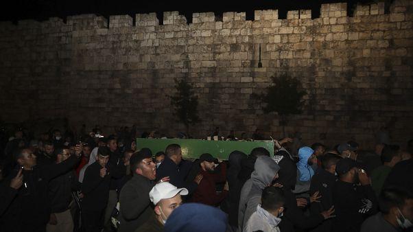 32 yaşındaki Iyad Hallak Israil polisi tarafında cumartesi günü öldürülmüştü