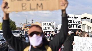 America Protests Texas