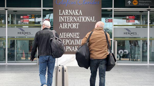 Αεροδρόμιο Λάρνακας, Κύπρος