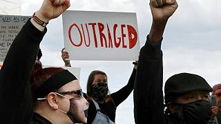 Proteste nach dem Tod von George Floyd