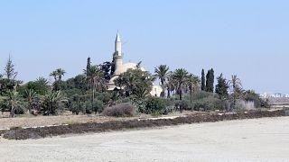 ΦΩΤΟΓΡΑΦΙΑ ΑΡΧΕΙΟΥ, Τέμενος Xαλά Σουλτάν στη Λάρνακα