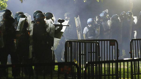 Protestas el domingo, a las puertas de la Casa Blanca