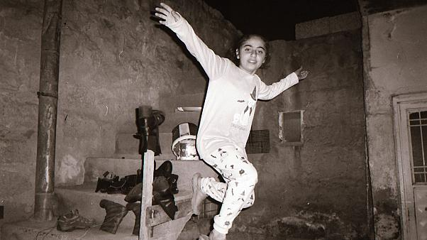 Refai (12 ans) de Qamichli en Syrie a photographié sa sœur