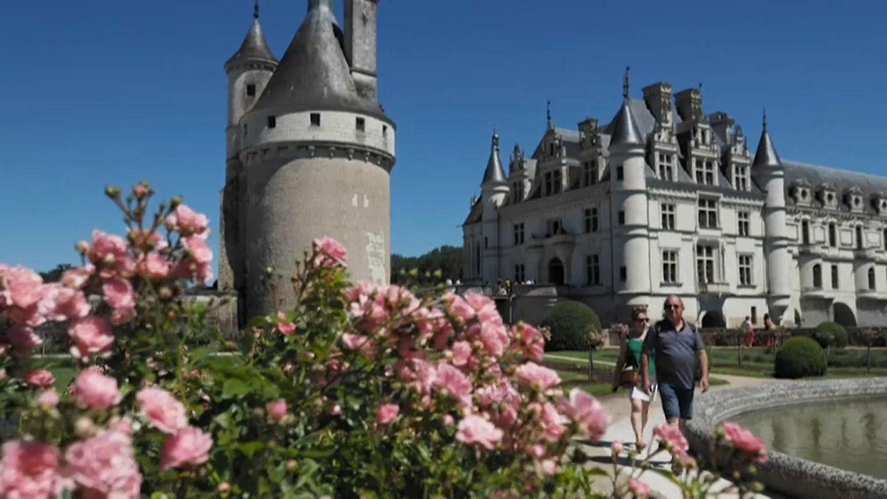 Γαλλία: Σε δύσκολη θέση τα ιστορικά κάστρα