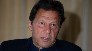 Pakistan Başbakanı Imran Han