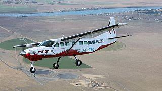 طائرة تعمل بالطاقة الكهربائية