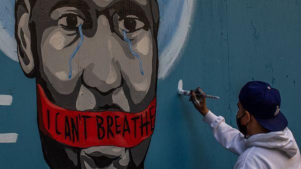 BM İnsan Hakları Konseyi, Flyod'un ardından 'sistematik ırkçılık ve ayrımcılığı' araştıracak