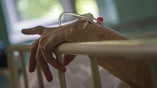 Koronavírussal fertőzött beteg a Szent János kórházban