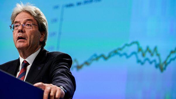 Paolo Gentiloni, comisario europeo de Economía