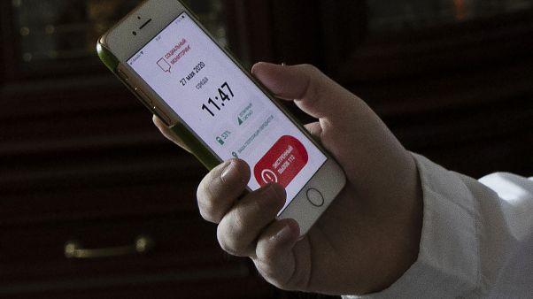 Moskauer Tracking-App sorgt für saftige Geldstrafen