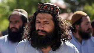 یکی از اعضای گروه طالبان افغانستان