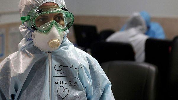 مبتلایان به ویروس کرونا در ایران و جهان