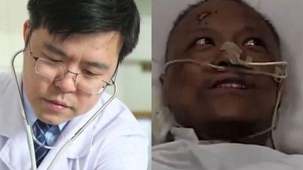 Wuhan'da Covid-19'a yakalanan beşinci Çinli doktor hayatını kaybetti