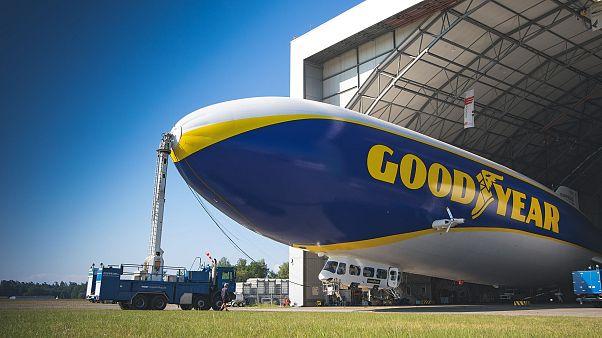 Goodyear Léghajó