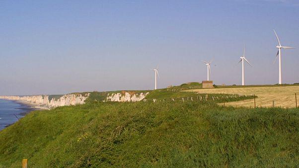 انرژی های تجدید پذیر در فرانسه