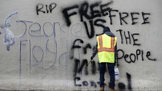 Mort de George Floyd : vague d'indignation dans le monde
