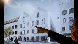 Adolf Hitler'in Avusturya'da doğduğu ev komiserlik olacak