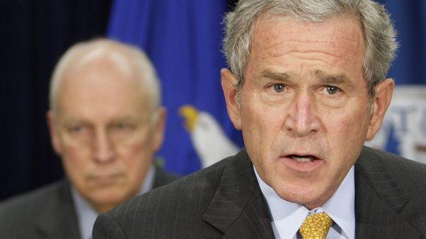 الرئيس الأمريكي السابق جورج بوش