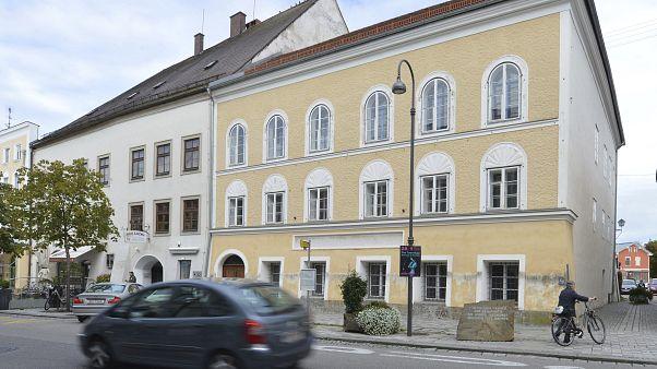 Das Geburtshaus Adolf Hitlers