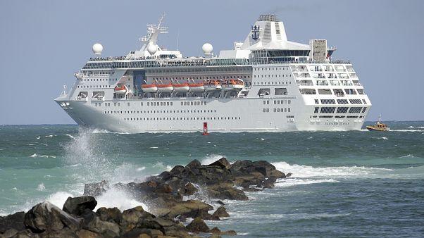 File Photo: cruise ship
