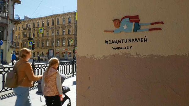 HZ Russia Street Art Doctors