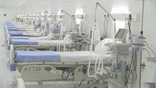Hospital de campanha de Viana