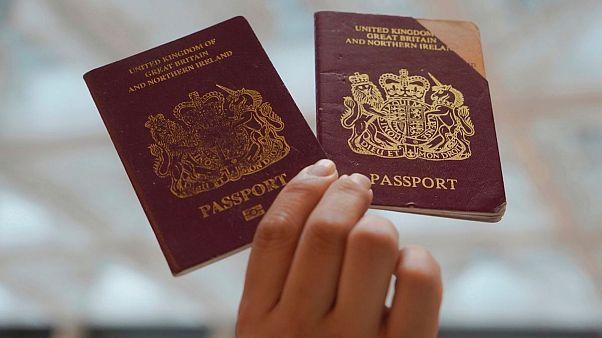 گذرنامه ملی ویژه بریتانیاییهای خارج از کشور