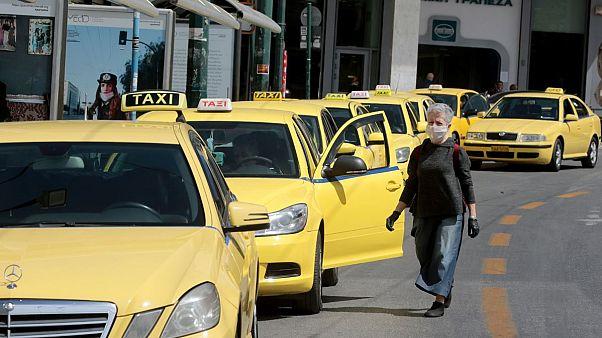 ταξί αθηνα