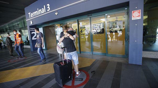 بازگشایی مرزهای ایتالیا بروی مسافران اروپایی