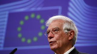 وزير خارجية الاتحاد الأوروبي جوزيب بوريل
