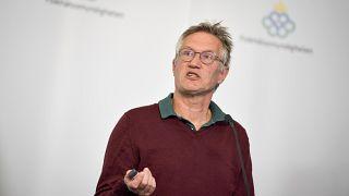 Anders Tegnell, Schwedens Staatsepidemiologe