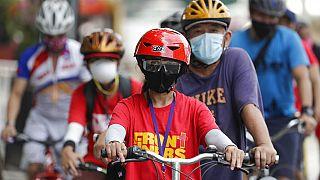 Radeln auf den Philippinen angesagt wie nie