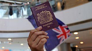 گذرنامه ویژه بریتانیا برای هنگ کنگیها