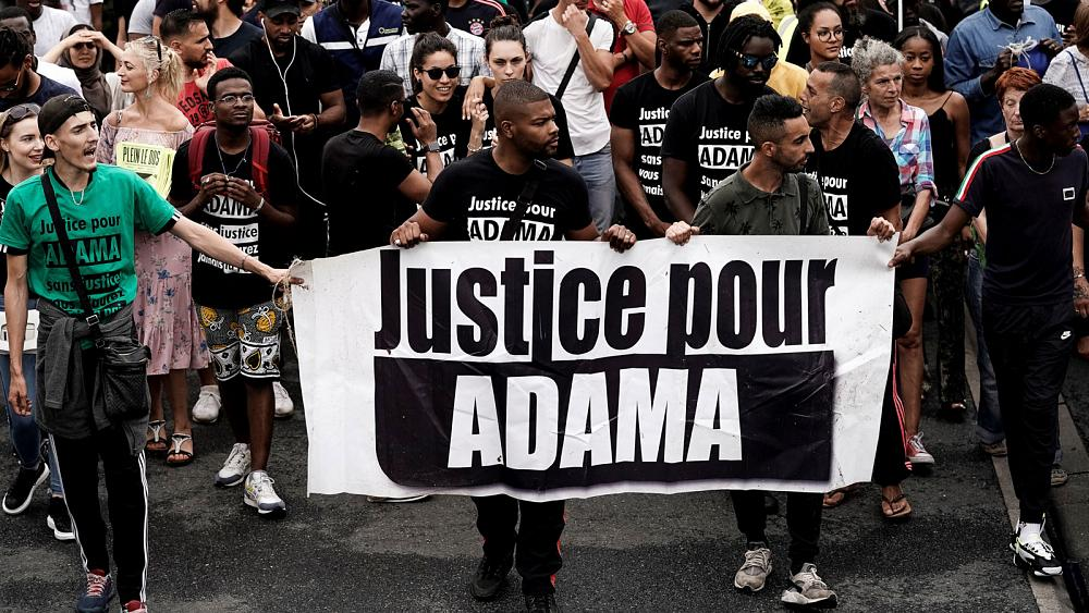 France: What happened to Adama Traoré?