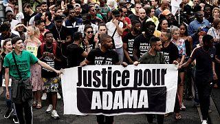 مظاهرات فرنسية تطالب بالقصاص لمقتل تراوري