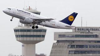 Lufthansa pierde 2.100 millones de enero a marzo
