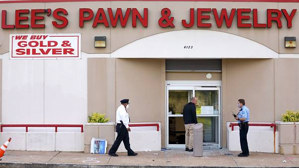 David Dorn'un öldürüldüğü ikinci el ve kuyumcu mağazası