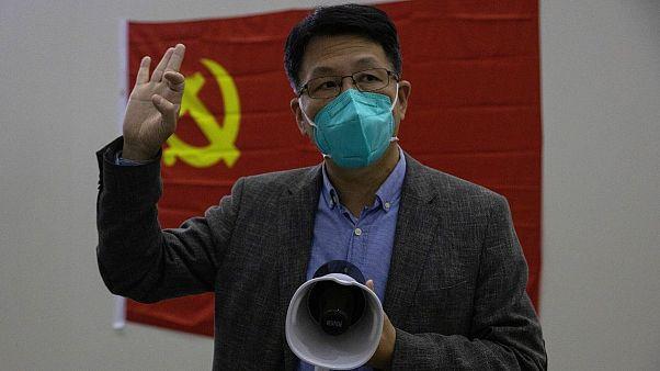 رئیس سابق یکی از مراکز درمان کرونا در چین