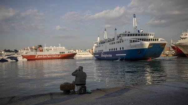 Greece Port Virus Outbreak