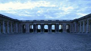 A versailles-i Nagy Trianon-palota, ahol aláírták a végzetes békeszerződést