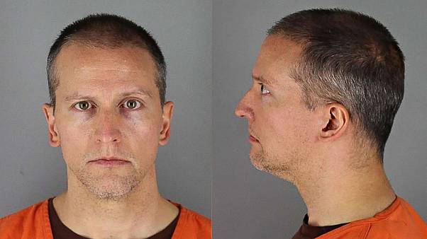 Για φόνο δευτέρου βαθμού κατηγορείται ο Ντέρεκ Σόβιν