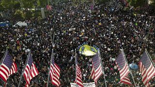 США: 10 дней, которые потрясли мир