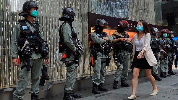 Hong Kong polisi