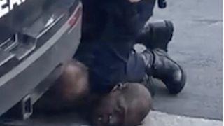 Polis şiddeti sonucu hayatını kaybeden George Floyd'un Covid-19 testinin pozitif çıktığı anlaşıldı