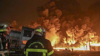 Estado francês responsabilizado pelo incêndio na Lubrizol