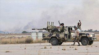 درگیریها اطراف طرابلس